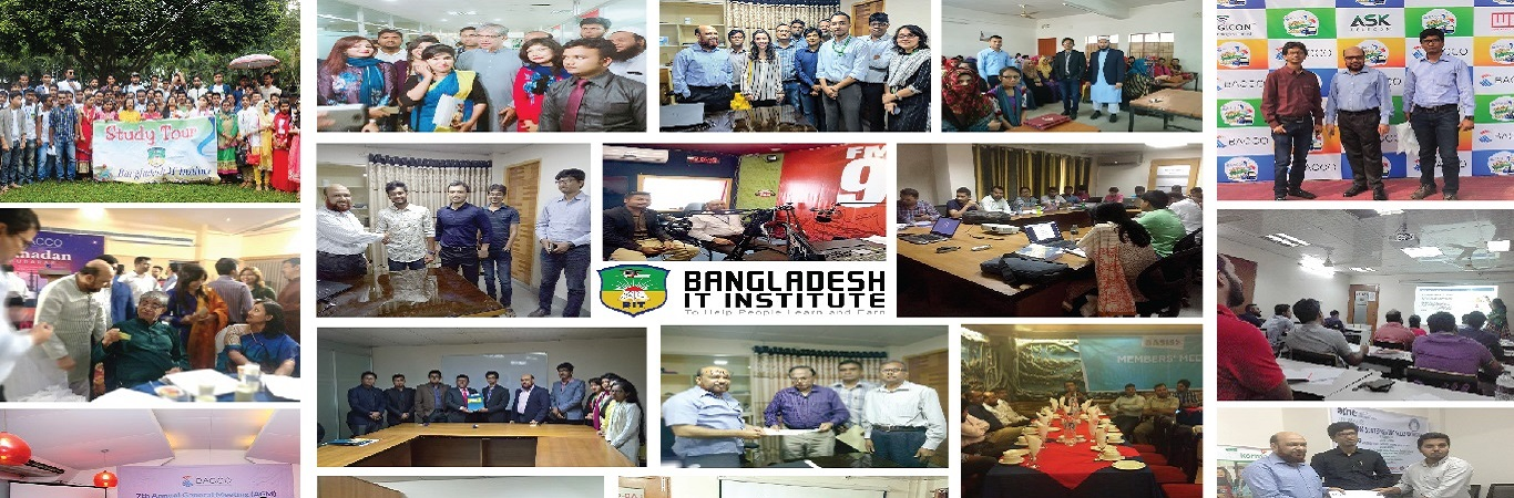 Bangladesh IT Institute is always with you