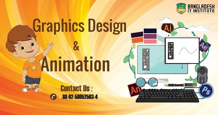 Graphic Design & 2D Animation for Beginners